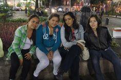 Leyenda, Viaje a Méxcio