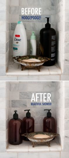 Are you sick of your plain and old looking Bathroom? Update the look of your bathroom with these 13 DIY Bathroom Ideas on a Budget! These simple DIY bathroom ideas on a budget only take a couple of hours to do but will save you so much money! These budget bathroom projects will make your bathroom go from boring to elegant! DIY Bathroom Ideas | DIY Bathroom Ideas Decor | DIY Bathroom Ideas Renovation | DIY Home Decor #bathroomdecor #bathroomideas #diyproject #bathroomdecorideas