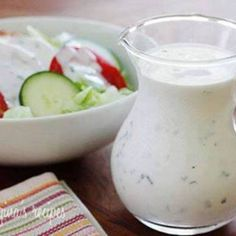 TEXAS ROADHOUSE RANCH DRESSING