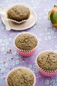 buckwheat apple muffins from @Jen Laceda | Tartine and Apron Strings