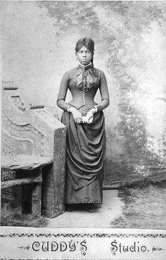 African American Woman | African American woman standing hol… | Flickr