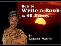 How to write a book in 40 Hours - Getting Out of the way, Microsoft Surface Pro, Vic Johnson - YouTube