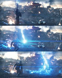Cap kicking Thanos' ass 🔥🔥 How great Cap was in this scene ❤️💪🏻 #avengers #endgame #avengersendgame #infinitywar #marvel #ironman #thanos…