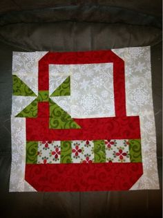 I finished another block from the 2010-2011 Block of the Month Club at Fatquartershop.  In case you forgot, I am making 2 of every block and...