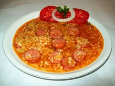 Hungarian Recipes, Hungarian Food, Chana Masala, Main Dishes, Curry, Food And Drink, Cooking Recipes, Vegetarian, Ethnic Recipes