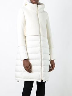 Herno quilted padded coat