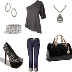 Casual Chic, created by phava on Polyvore
