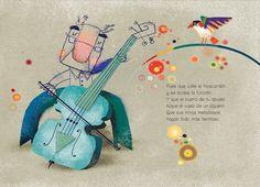 Ilustración infantil. Tesa González. Editorial, Dinosaur Stuffed Animal, Illustration Art, My Favorite Things, Creative, Artist, Books, Painting, Animals
