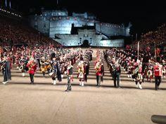 Edinburgh Military Tattoo 2014