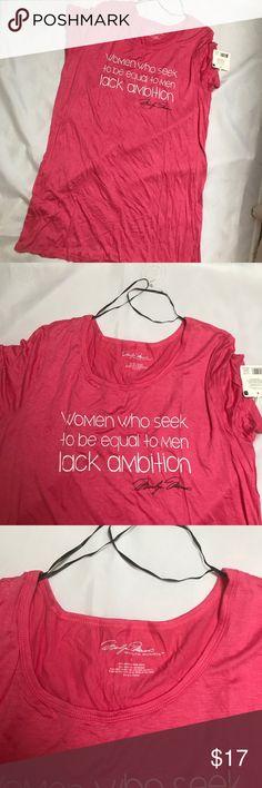 NWT Sleep shirt Oft pink NWT sleep shirt. Super cute and comfy!! marilyn monroe Intimates & Sleepwear Pajamas