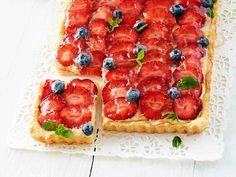 Ranskalainen mansikkatorttu