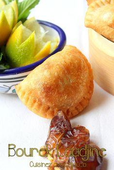 Bourek au poulet pate maison