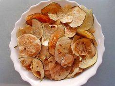 Zucchini-Chips