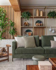 Perdizes Apartment Gallery / AS Design Arquitetura – 5 # apartamento … Home Interior Design, Decor, Interior Design, House Interior, Home Living Room, Home, Barn Living, Pottery Barn Living Room, Home Decor