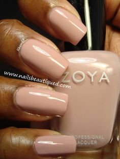 Zoya Naturel Collection Spring 2014, Rue | Nails Beautiqued