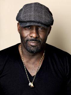 Idris Elba | by Perou