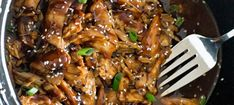 Poulet Miel et Ail dans la Mijoteuse Diy Gifts For Him, Valentines Day Gifts For Him, Sauce Hoisin, Healthy Breakfast Recipes, Healthy Recipes, Japchae, Slow Cooker, Pork, Chicken
