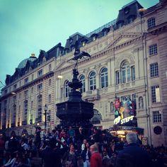 #PiccadillyCircus #london