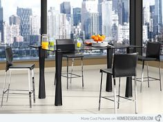 Add a Touch of Class with 20 Black Dining Sets