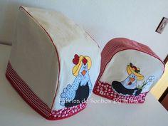 Fábrica de Sonhos by Sílvia: Capas para Panificadora e Batedeira em Patchwork