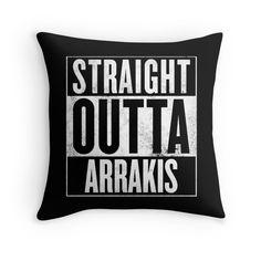 Straight Outta Arrakis by Robert Partridge