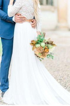 Carmen & Ingo Workshop - Fall in Love in Verona - Hochzeitsguide bouquet : petra mueller blumen