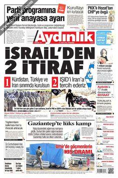 Bugünkü Aydınlık Gazetesi