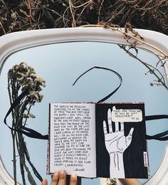 hands & ends // art journal, writing, Muslim, artwork, Quran, Ayats, illustration, notebook, religion, aesthetics, sky, mirror, flowers, Islam \\