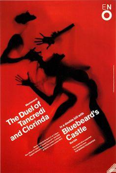 ENO: The Duel of Tancredi and Clorinda / #poster // Brands like us*