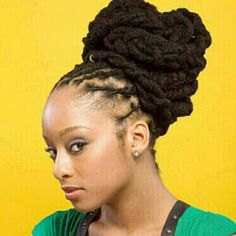Locs. Simple yet Stunning. Real Plant Based Hair Care for healthy beautiful locs at every stage. No buildup, heavy or greasy residue. Discover the Difference. http://www.indigofera.com/Hydrate-Shine-Chanelles-Duo-for-Locks-_p_30.html