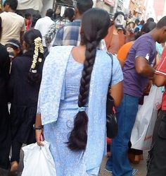 Thick Braid, Beautiful Braids, Braids For Long Hair, Beautiful Girl Indian, Plaits, Braided Hairstyles, Backless, Actresses, Long Hair Styles