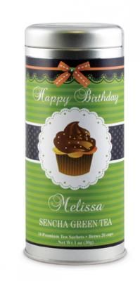 Chocolate Cup Cake | The Tea Can Company/ going to send this on Dec 15 to sissy!