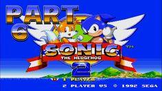 Sonic The Hedgehog 2 - Part 6 - THE FINAL BOSS!! What a bitch  - Devilis...