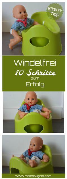 Folge diesen einfachen 10 Schritten und dein Kind wird in 2-3 Tagen erfolgreich windelfrei sein! Schon nach dem ersten Tag Töpfchentraining siehst du...