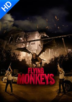 Teenager, Kayley Dante, gets more than she bargained for when her workaholic dad buys her a cute pet monkey who grows wings, fangs, and an insatiable thirst for  blood come nightfall.