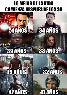 30 y mas