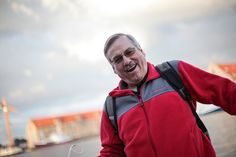Great pic of Gary after the boat tour at CodeGarden 2012 #umbraco #cg12