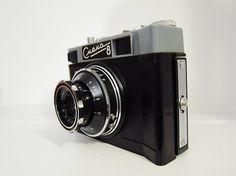 {vintage Cmena 8 / Smena 35mm Soviet Lomo Film Camera}