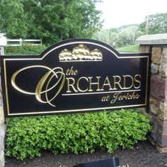Monument Signs - Entrance Signs - Dimensional Signs - Bucks County PA »