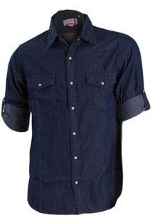 Reactor Men's Denim Shirt