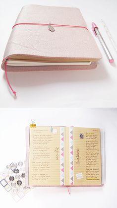 Ideas para tu Cuaderno de viajes #travel #journal #notebooks #srap #midori