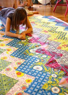zig zag, quilting patterns, quilt patterns, maria horner, free pdf, quilts, zag quilt, chevron quilt, zigzag