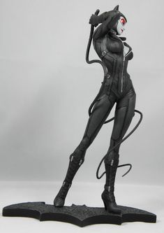 Batman:  Arkham City Catwoman