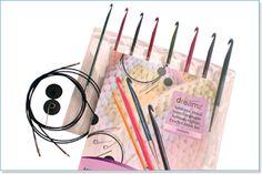 Knitters Pride Dreamz Tunisian Crochet Interchangeable set