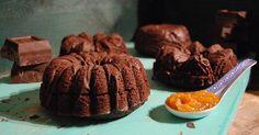 mini Sacher torte