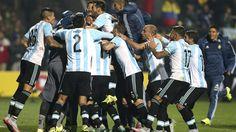 L'Argentina in semifinale: Tevez segna il rigore decisivo - Corriere dello Sport