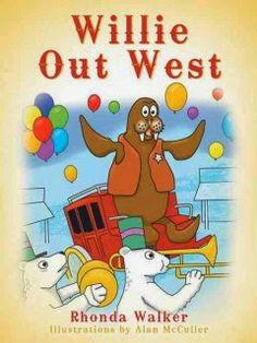 Did YOU hear about the MORGANS?: Willie Out West {A Book Review}