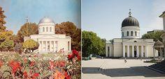 (galerie foto) Călătorie în timp: Chișinăul anilor '80 și cel de astăzi
