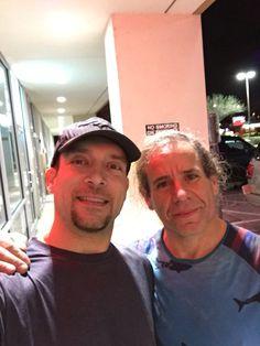 With Chris Duarte