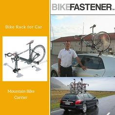 Bike racks are very useful for everyone who want to carry his bicycle with him wherever he want to go.